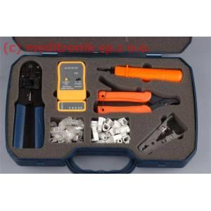 Zestaw narzędzi dla instalatora sieci