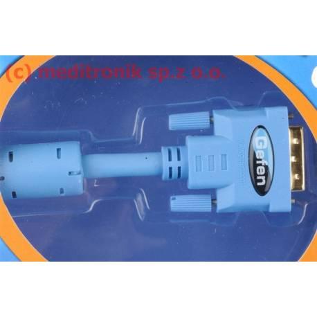 Kabel DVI-Digital Dual Link wtyk na wtyk długość 2m GEFEN