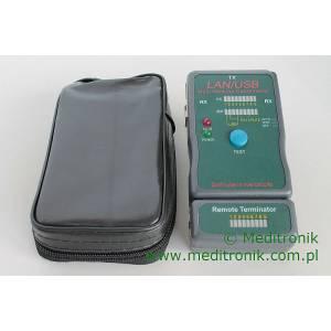 Tester diodowy RJ45/USB