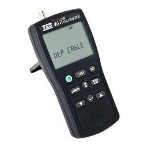 Tester i miernik kabli sieciowych