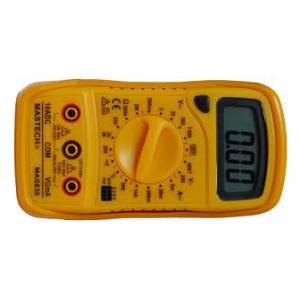 Multimetr cyfrowy z pomiarem temperatury