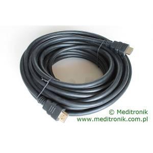 Kabel HDMI HDLink v1.4 pozłacane końcówki, długość 15m
