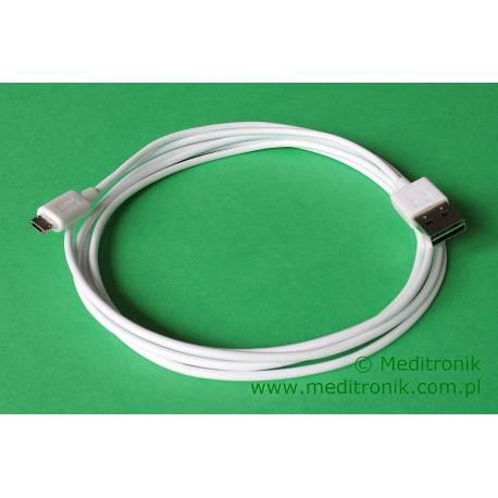 Kabel USB 2.0 wtyk easy A na wtyk micro easy B długość 2m