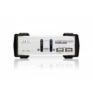2-portowy przełącznik PS/2-USB VGA/Audio KVMP™